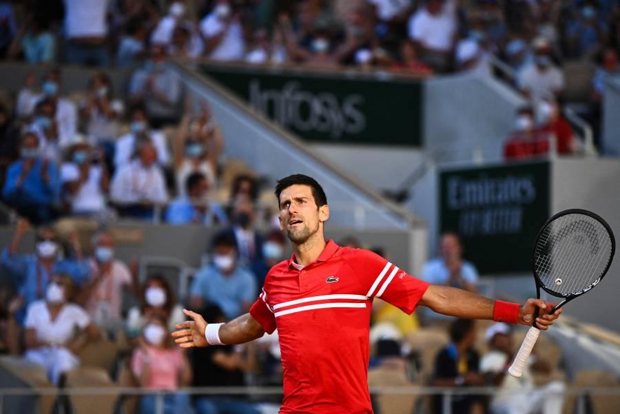 Djokovic conquista Roland Garros, su 19º Grand Slam, tras ganar a Tsitsipas