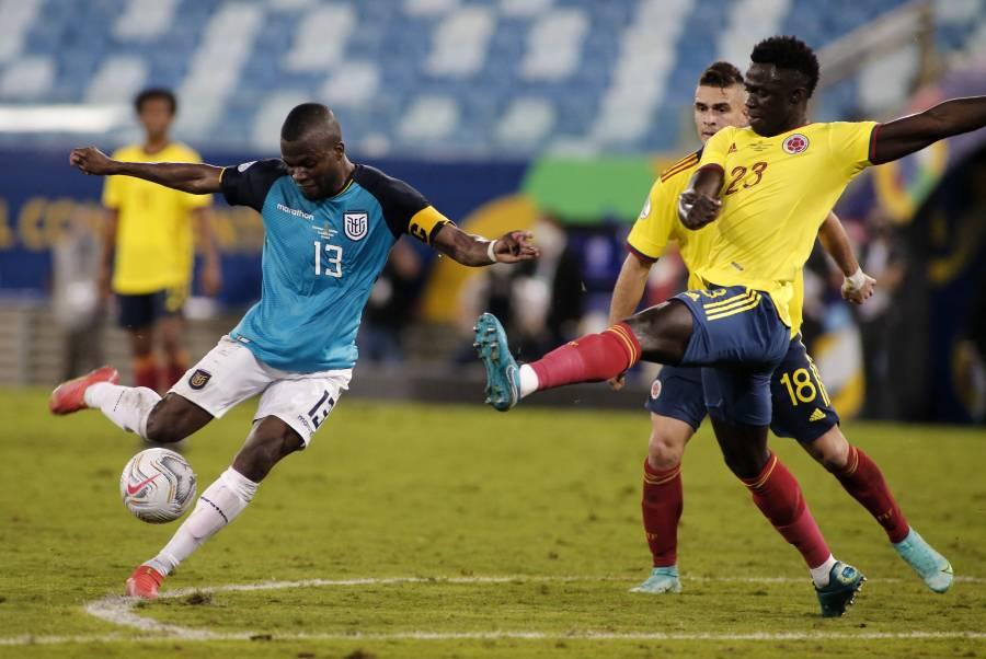 Con la mínima Colombia derrota a Ecuador en primera jornada de Copa América