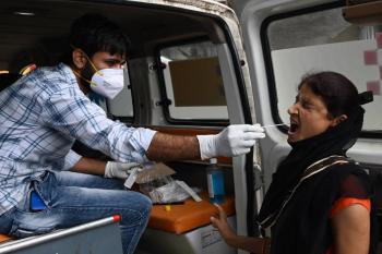 Reporta OMS que por la pandemia han muerto más de 3 millones y medio de personas en el mundo
