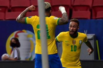 Brasil inicia con pie derecho su refrendo de campeón en Copa América; venció a Venezuela