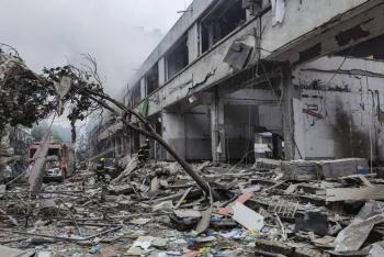 Reportan 12 muertos y 39 heridos por explosión de tubería de gas en China