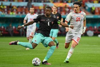 Austria hace historia, gana su primer partido en la Euro