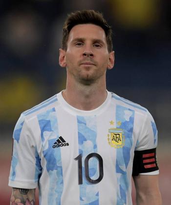 Intentaré hasta que pueda conseguir una copa con Argentina: Messi