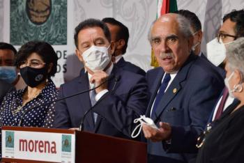 Coordinador de Morena en San Lázaro se pronuncia a favor de construcción de acuerdos
