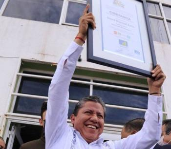 Inicia una nueva historia para Zacatecas: David Monreal