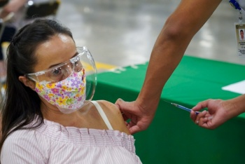 Este martes inicia vacunación contra COVID-19 en adultos de 40 a 49 años en Xochimilco