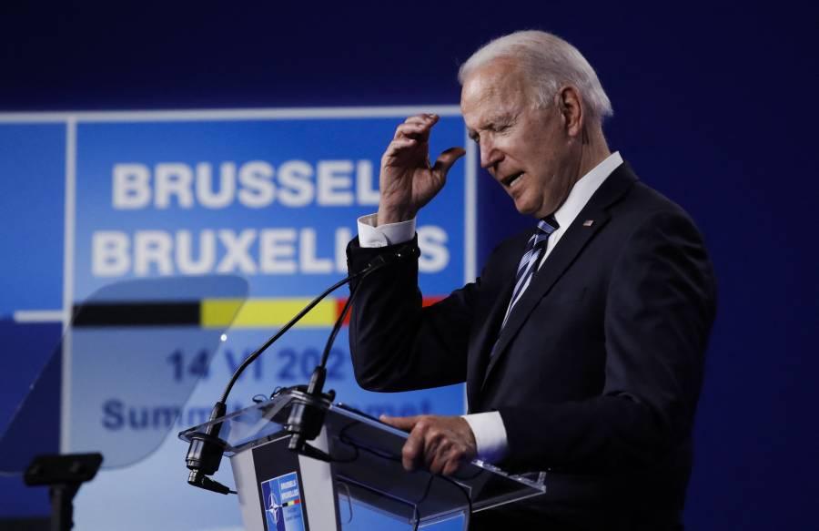 Previo a reunión, Biden endurece postura contra Putin