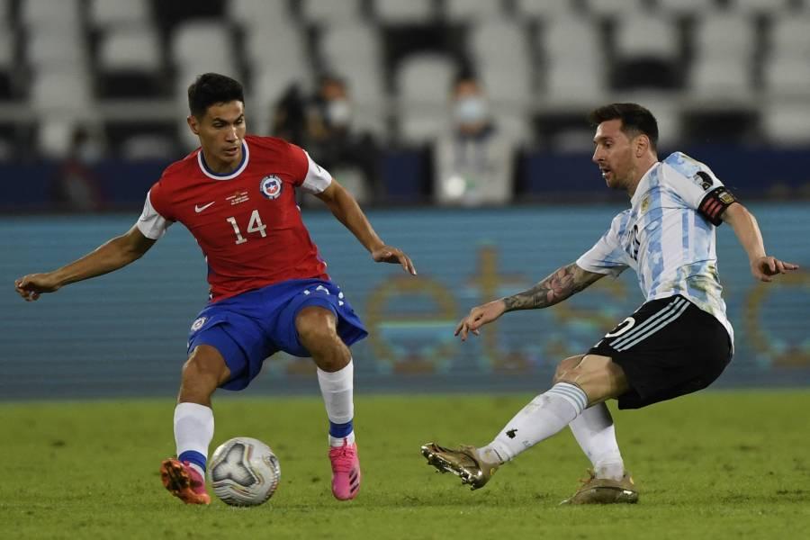 En intenso duelo, Argentina y Chile dividen puntos en la Copa América