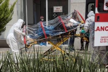 Puebla registra 57 casos positivos de Covid-19 y 4 decesos