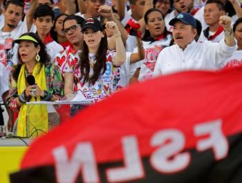 Acusa Nicaragua que EEUU financia a opositores