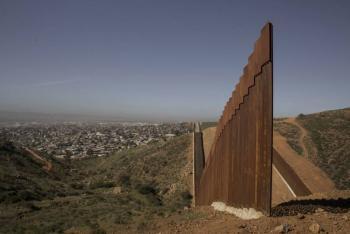 Cancelará EEUU presupuesto para construcción de muro fronterizo
