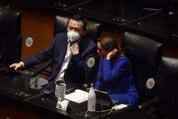 Descarta PRI en el Senado alianza con Morena