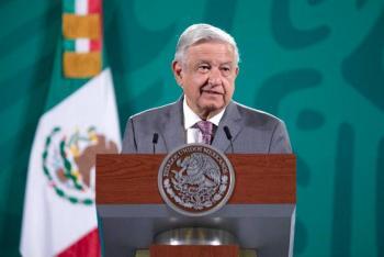 Reitera AMLO triunfo de Gubernaturas de la 4T, entre ellas San Luis Potosí