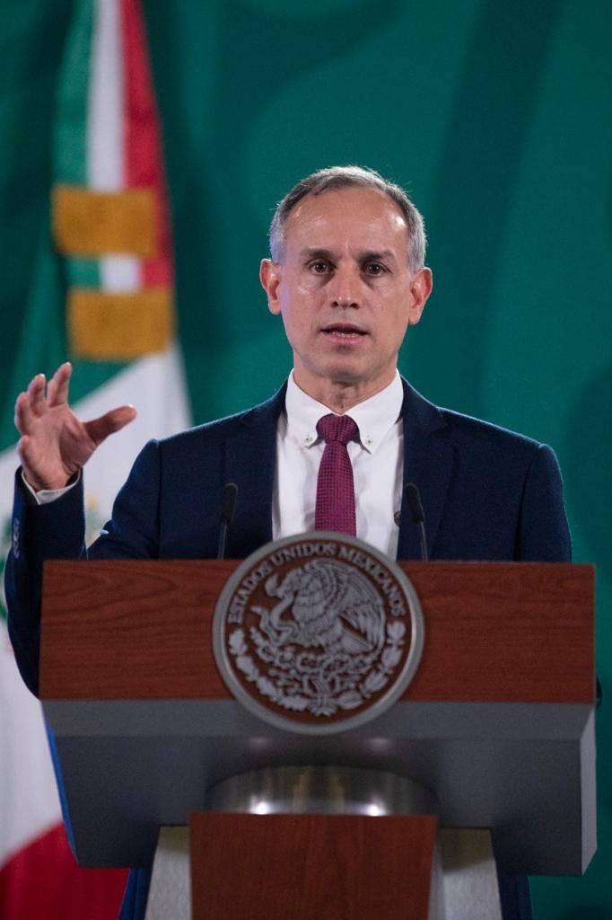 Repunta Covid-19 en 6 estados: Hugo López-Gatell