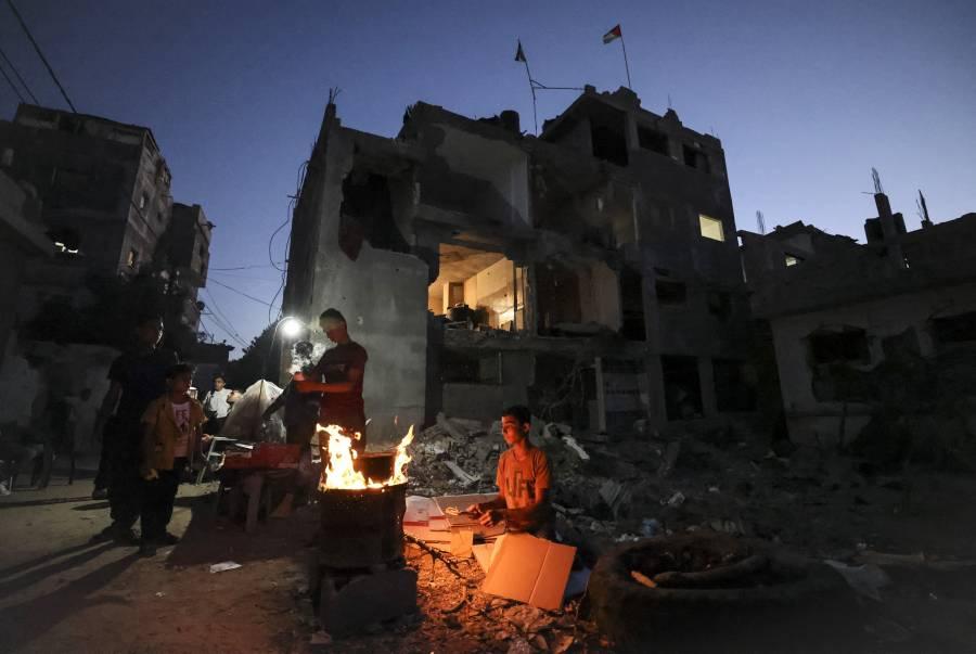 Tras 26 días de tregua, Israel bombardea Gaza