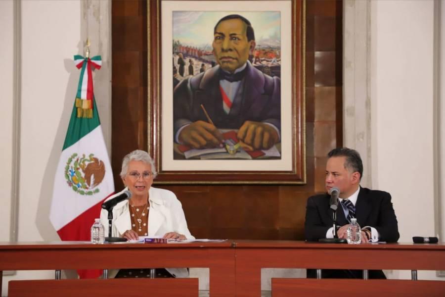 Firman Segob y UIF convenio para prevenir corrupción en iglesias y juegos con apuestas