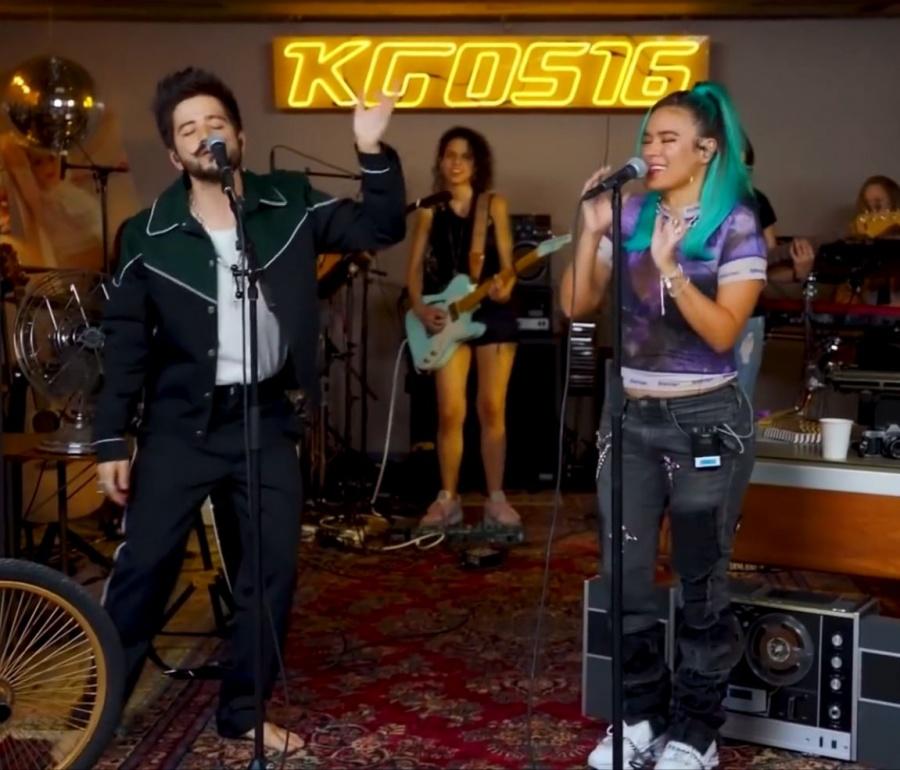 Nominaciones a los Premios Juventud encabezadas por Camilo y Karol G