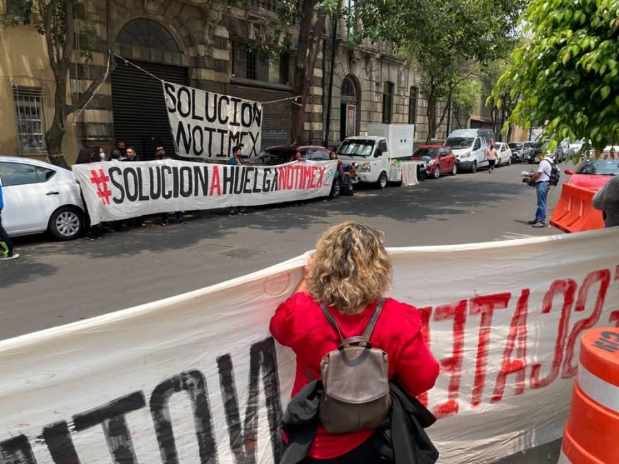 SutNotimex pide a Sanjuana Martínez terminar campaña de desacreditación