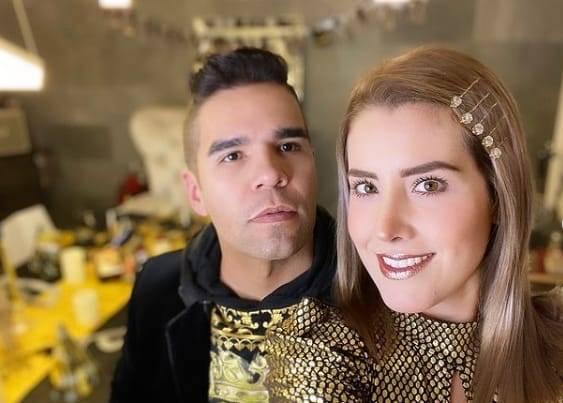 Emir Pabón y su esposa sufren accidente automovilístico en EUA