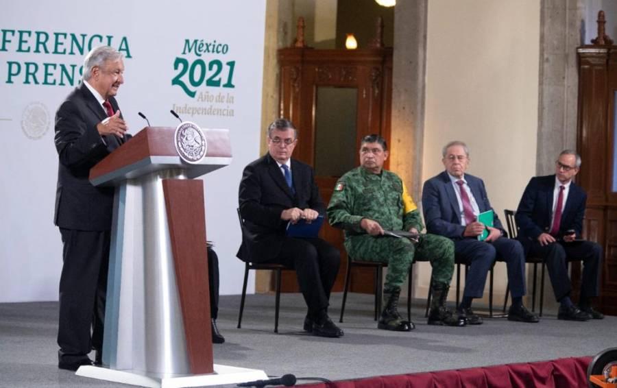 Agenda de AMLO: Fortalecer a la CFE, renovar al INE y traspaso de la Guardia Nacional