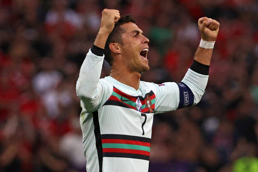 Portugal sobrevive a Hungría y Cristiano Ronaldo agranda su leyenda en la Eurocopa