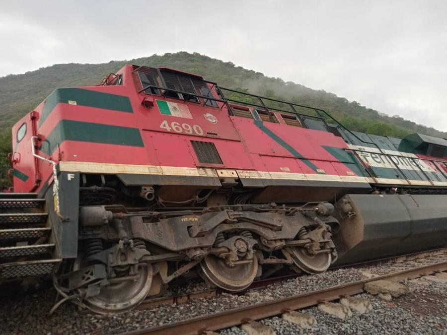 Crean comisión para investigar accidente ferroviario en Tala, Jalisco