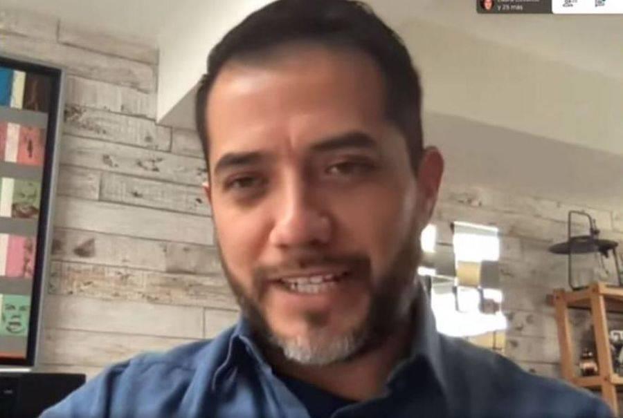 Mauricio Huesca, consejero del IECM, presenta balance de comicios en CDMX