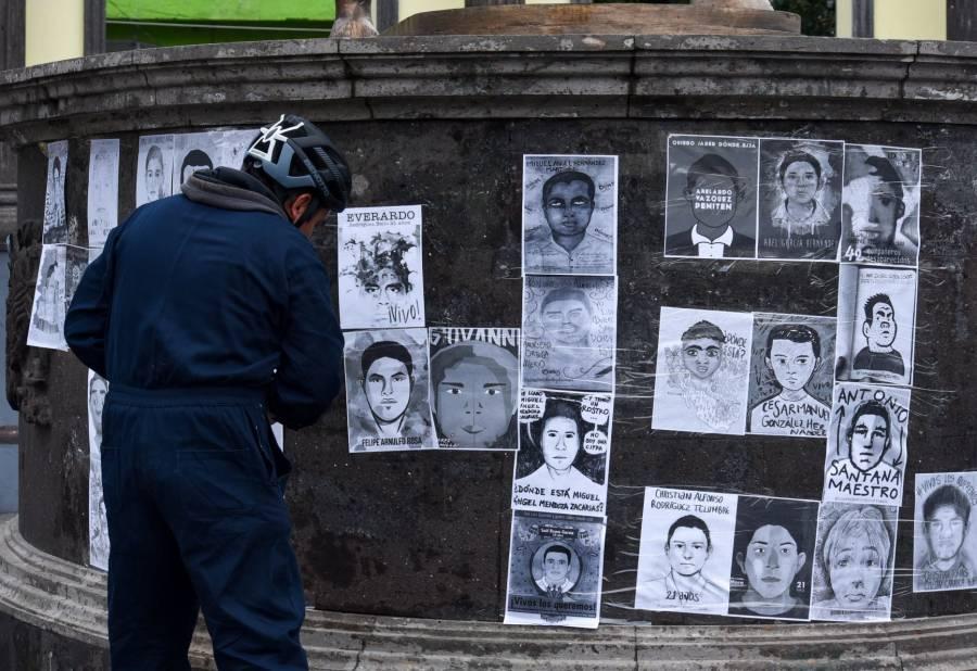 Encuentran restos de Jhosivani Guerrero, normalista de Ayotzinapa