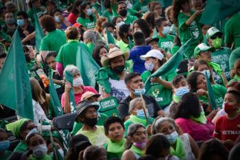 Fiscalía cita a comparecer a influencers por apoyo al Partido Verde