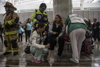 El 21 de junio se realizará el primer Simulacro Nacional ante emergencias naturales