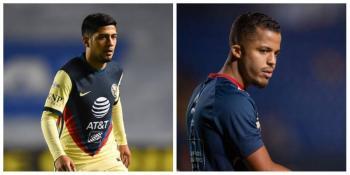 América anuncia las salidas de Sergio Díaz y Giovani dos Santos