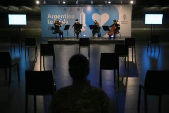 Argentina registra 27 mil 260 casos de Covid-19 y 589 decesos