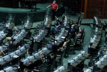 Morena impulsará desaparición de diputados plurinominales: Óscar Gutiérrez