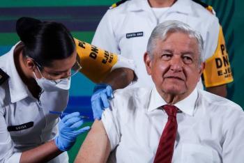 Suman 20 millones de pesos destinados para la compra de vacunas