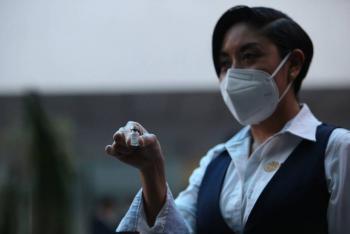 EEUU impediría ingreso a ciudadanos de Baja California vacunados con Sinovac y Cansino