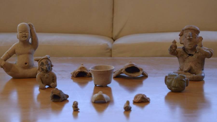 Regresarán a México más de 30 piezas arqueológicas procedentes de Alemania