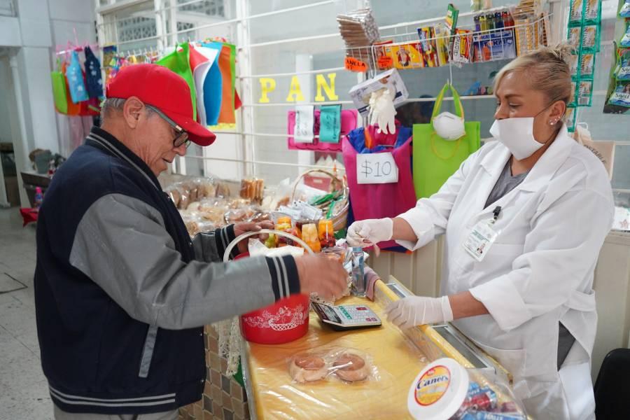 Tiendas Diconsa y lecherías Liconsa brindarán orientación nutricional a beneficiarios