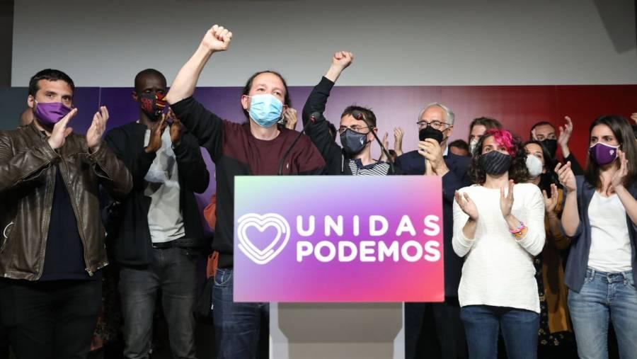 Solicitan investigar posible financiamiento de Podemos a Morena