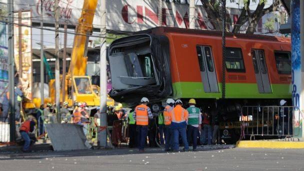 Hoy, se hará pública la primera etapa de dictamen del colapso en Línea 12 del Metro