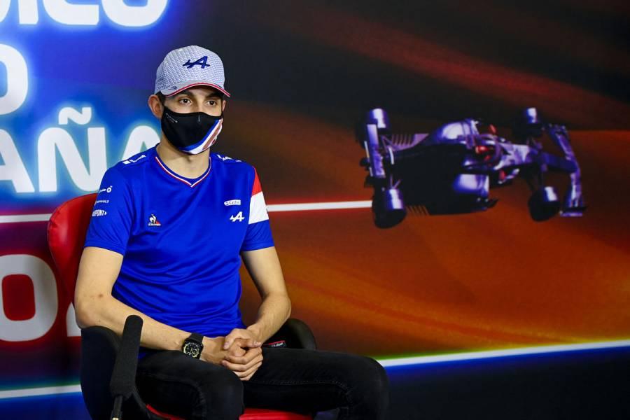 Esteban Ocon renueva con Alpine F1 hasta 2024