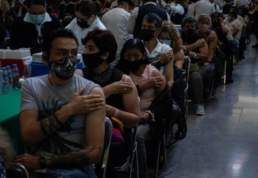Baja California, primer estado en vacunar contra Covid a personas de 18 a 39 años