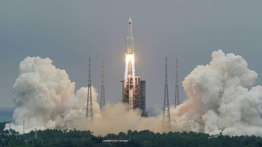 Este jueves, China lanza nueva misión tripulada al espacio