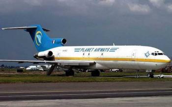 Avión abandonado en Cuernavaca pasó a ser propiedad del gobierno