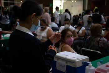 En 24 horas, se registraron 200 fallecimientos por Covid y más de 3 mil 500 contagios