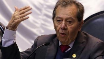 TEPJF: Porfirio Muñoz Ledo no cumplió proceso para ser postulado como candidato a diputado
