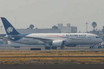Aeroméxico probará app que facilita validar a viajeros que están vacunados contra Covid