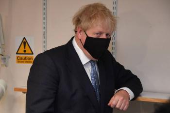 Boris Johnson tachó de