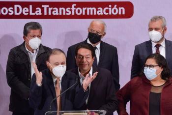 Gobernadores electos de Morena apoyan que GN pase al Ejército