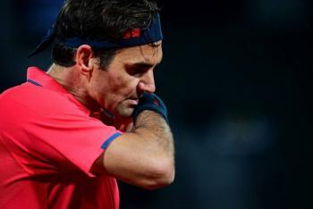 Roger Federar fue eliminado del torneo sobre césped de Halle Westfalen