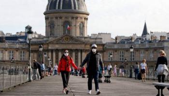 Au revoir al cubrebocas en Francia
